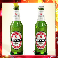 Becks Beer Bottle